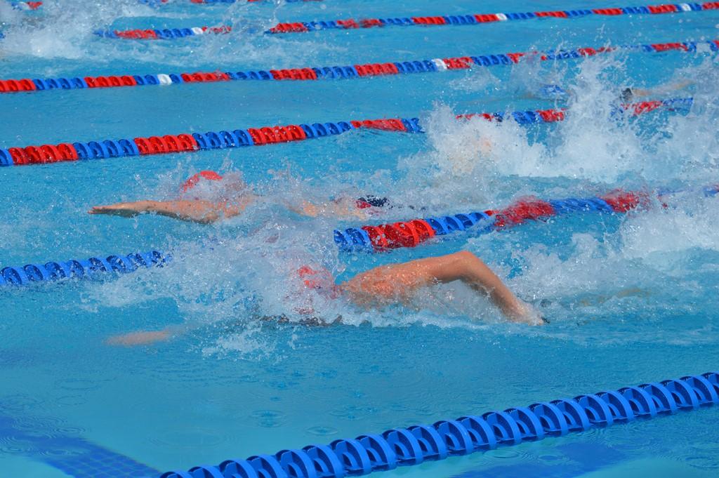 Aquatic Center swimming pool