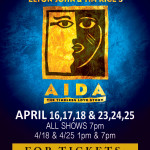 AIDA postcard