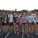 TKA cross country team