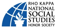 Rho Kappa National Social Studies Honor Society