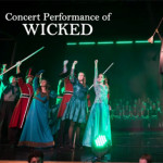 Concert performance of Wicked