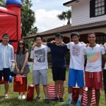 International Students Celebrate End of Year