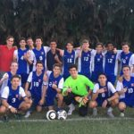 TKA Lions Soccer Team group photo