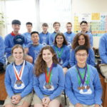TKA Students Advance to States for Science Olympiad group shot