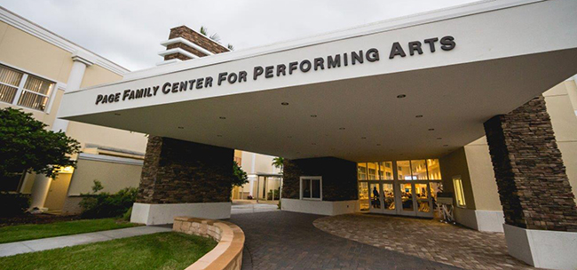 Page Family Center for Performing Arts