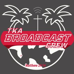 TKA Broadcast crew logo