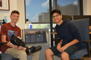 TKA Student John C. Prieschl '19 Competed in 60th Annual Student Science Training Program at the University of Florida